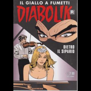 Abbonamento Diabolik Ristampa (cartaceo  mensile)