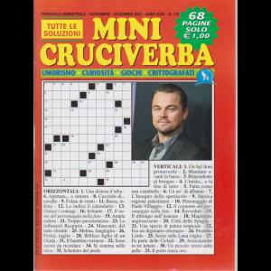Mini Cruciverba - n. 70 - bimestrale - novembre - dicembre 2020 - 68 pagine