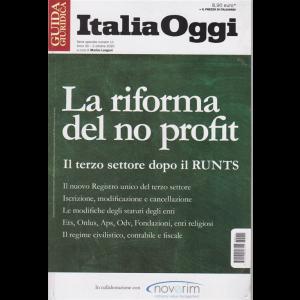 Guida  giuridica - Italia Oggi - La Riforma del no profit - n. 11 - 2 ottobre 2020 -