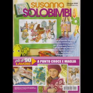 Abbonamento Susanna Solo Bimbi (cartaceo  trimestrale)
