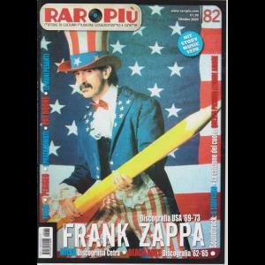 Raropiu' - Frank Zappa - n. 82 - ottobre 2020 - mensile