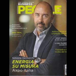 Business People - n. 10 - 2 ottobre 2020 - mensile