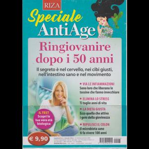 I manuali di Riza - n. 23 - Speciale AntiAge - Ringiovanire dopo i 50 anni - ottobre - novembre 2020 -