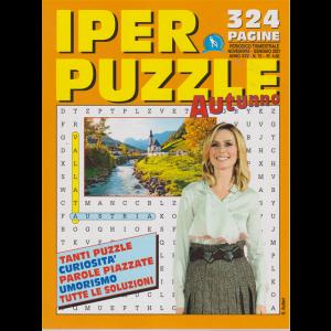 Iper Puzzle Autunno - n. 75 - trimestrale - novembre - gennaio 2021 - 324 pagine