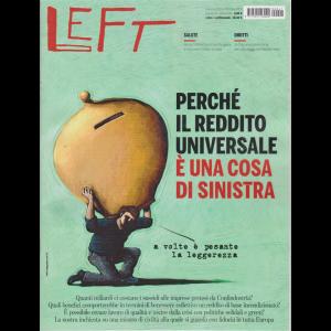 Left Avvenimenti - n. 41 - settimanale - 9 ottobre 2020 - 15 ottobre 2020