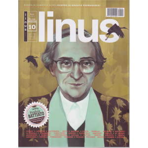Linus - n. 10 - mensile - ottobre 2020