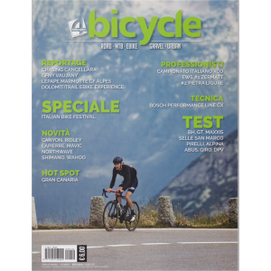 4Bicycle - n. 10 - ottobre 2020 - annuario