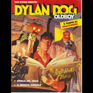 Dylan Dog Maxi - L'isola del male - Il nemico geniale -14  ottobre 2020 - bimestrale - n. 41