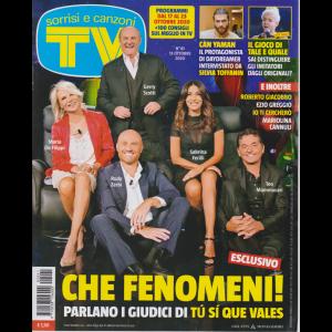 Sorrisi e Canzoni Tv - n. 41 - settimanale - 13 ottobre 2020