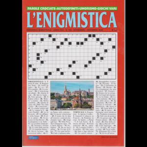 L'enigmistica - n. 124 - bimestrale - novembre - dicembre 2020 -