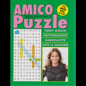 Amico Puzzle - n. 92 - trimestrale - novembre - gennaio 2021 - 196 pagine