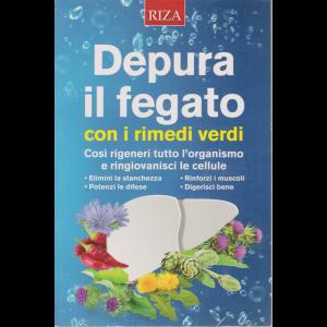 Salute naturale extra - Depura il fegato con i rimedi verdi - n. 135 - ottobre 2020 -