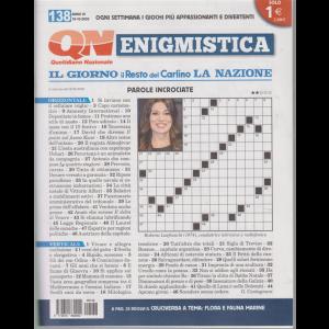 Enigmistica - n. 138 - settimanale - 19/10/2020