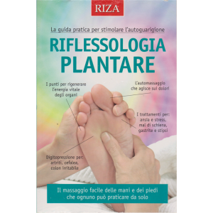Salute naturale extra - Riflessologia plantare - n. 135 - ottobre 2020 -