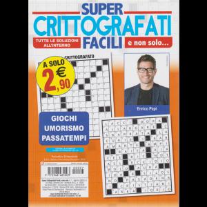Super Crittografati Facili  e non solo..... - n. 7 - Enrico Papi -  trimestrale - ottobre/novembre/dicembre 2020 -