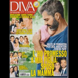 Diva e  Donna  - n. 42 - 20 ottobre 2020 - settimanale femminile