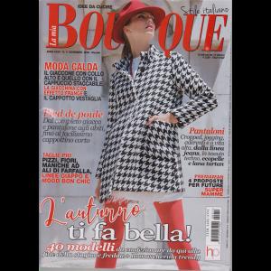 La mia boutique - Stile italiano - n. 11 - novembre 2020 - mensile