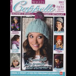 La nuova maglia -  Cappelli - n. 2 - bimestrale - ottobre - novembre 2020 -