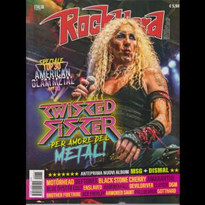Rockhard Italia - n. 72 - ottobre 2020 - mensile