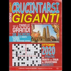 Crucintarsi Giganti - n. 16 - ottobre 2020 - mensile