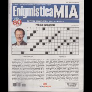 Enigmistica Mia - n. 42 - settimanale - 19 ottobre 2020