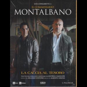Luca Zingaretti in Il commissario Montalbano - La caccia al tesoro - n. 27 - 13/10/2020 - settimanale