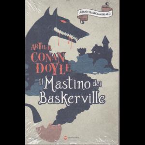 I grandi classici per ragazzi - Il mastino dei Baskerville - di Arthur Conan Doyle - n. 25 - 10/10/2020 - settimanale