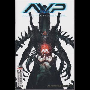 Aliens Saldacomics - n. 41 -Più forte del sangue 1/2 -  mensile - 12/10/2020