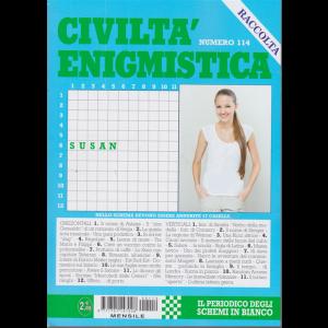 Raccolta Civiltà enigmistica - n. 114 - mensile - ottobre 2020