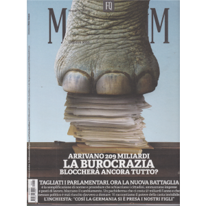 Fq Millennium - n. 39 - ottobre 2020 -