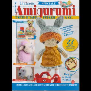 Tutto Uncinetto Speciale Amigurumi - n. 6 - bimestrale - ottobre - novembre 2020 -