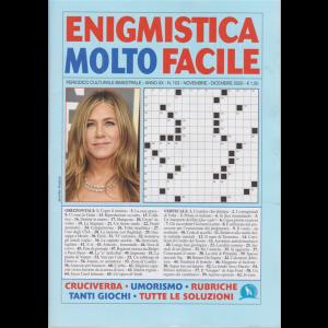 Enigmistica molto facile - n. 103 - bimestrale - novembre - dicembre 2020