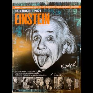 Calendario 2021 Einstein cm. 30x40 con spirale