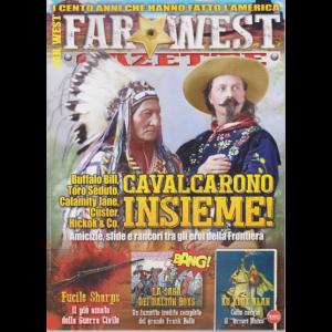 Abbonamento Far West Gazette (cartaceo  bimestrale)