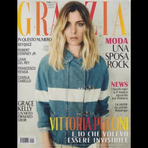 Grazia - n. 18 - settimanale - 18/4/2019 -