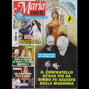 Maria con te   - n. 42 - settimanale - 18 ottobre 2020