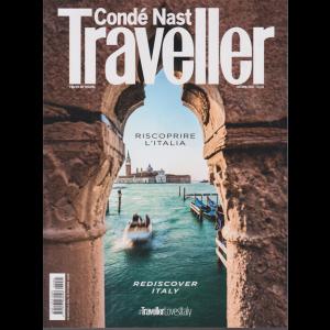 Conde Nast Traveller - Viaggio In Italia 2 - Dalle Dolomiti all'Etna - n. 85 - trimestrale - 14 ottobre 2020 -