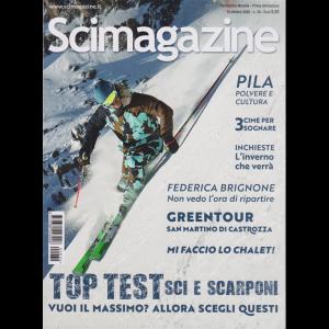 Scimagazine - n. 34 - mensile - 15 ottobre 2020