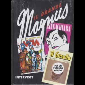 Il grande Magnus - Interviste - n.28 - settimanale -