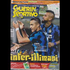 Guerin Sportivo + Guerin Sportivo extra - n. 11 - novembre 2020 - mensile - 2 riviste