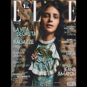 Elle - n. 40 - settimanale - 24/10/2020
