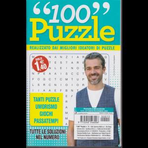 100 Puzzle - n. 15 - bimestrale - ottobre - novembre 2020