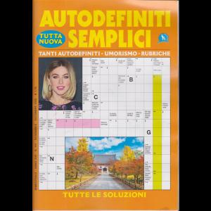Autodefiniti semplici - n. 101 - novembre - dicembre 2020 - bimestrale