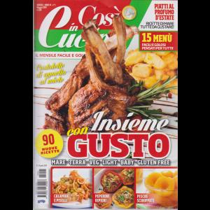 Cosi' In Cucina - n. 5 - mensile - maggio 2019 -