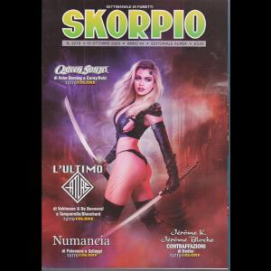 Skorpio - n. 2276 - 15 ottobre 2020 - settimanale di fumetti