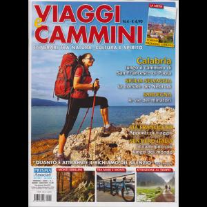 Viaggi E Cammini - n. 4 - trimestrale - maggio - luglio 2019 -