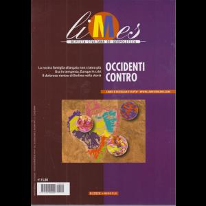 Limes - Occidenti contro - n. 9/2020 - mensile