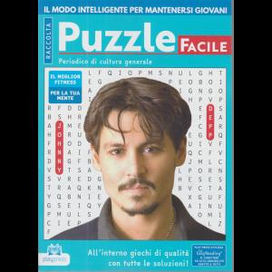 Raccolta puzzle facile - n. 42 - 14/10/2020 - bimestrale -