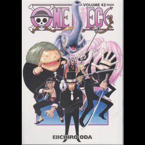 One Piece - n. 42 - settimanale -