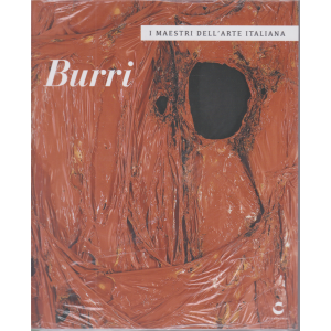 I maestri dell'arte italiana - Burri - n. 40 - settimanale - 15/10/2020 -
